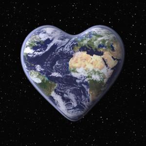 Gaia Meditation Love Earth