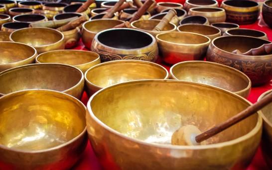 Gaia Meditation Tibetan Bowl