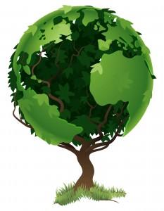 Gaia Meditation Tree Earth