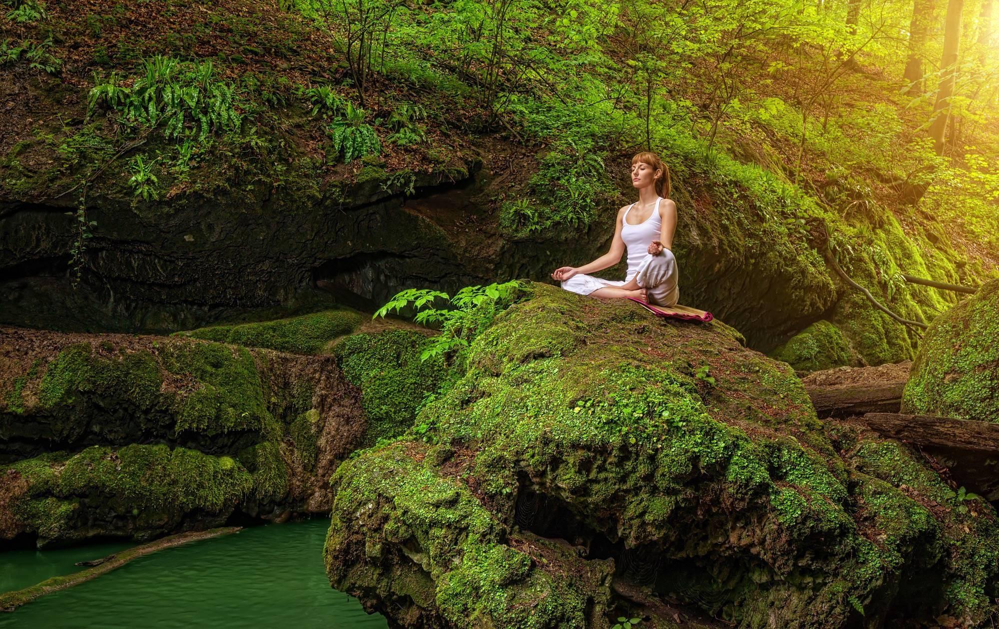 gaia_meditation_woman_meditation_forest