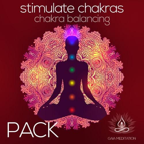 Stimulate Chakras Pack