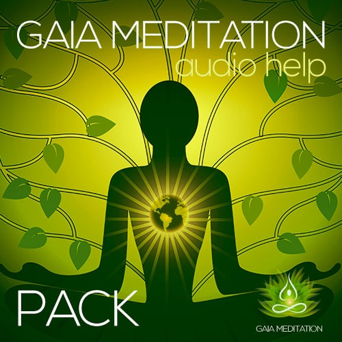 Gaia Meditation Audio Help Pack
