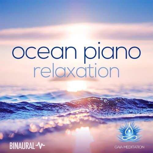 Ocean Piano (Binaural)