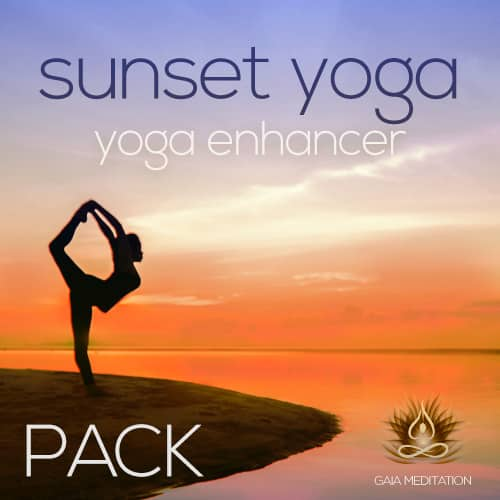 Sunset Yoga (Pack)