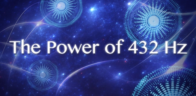 the power of 432 hz