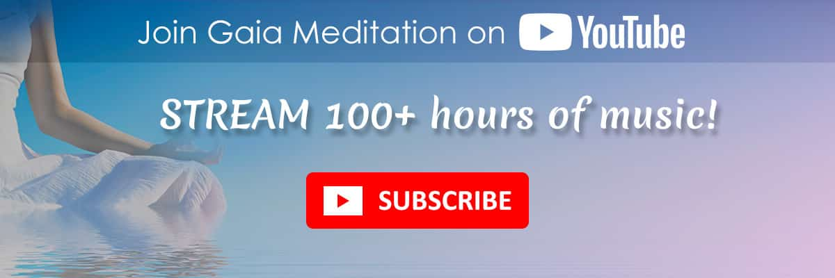Join Gaia Meditation on YouTube