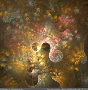 Illustration Lecture Karmique - Gaia Meditation
