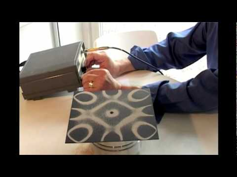 Cymatics Evan Grant