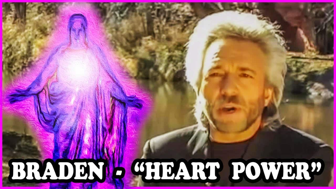 GREGG BRADEN_ _Our ElectroMagnetic HEART Affects Reality