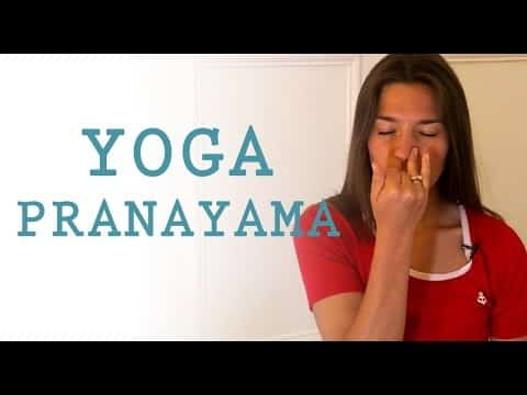 Yoga Pranayama _ exercices de respiration alternée